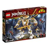 樂高積木 LEGO《 LT71702 》 NINJAGO 旋風忍者系列 - Golden Mech╭★ JOYBUS玩具百貨