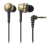 【台中平價鋪】全新 鐵三角 ATH-CKR50 金色 輕量耳道式耳機