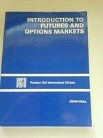 二手書博民逛書店 《Introduction to Futures and Options Markets》 R2Y ISBN:0134786866│JohnHull
