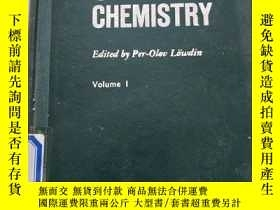 二手書博民逛書店advances罕見in quantum chemistry量子