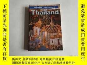 二手書博民逛書店Thailand(泰國)32開罕見英文原版Y19761 lonely plonet lonely plonet
