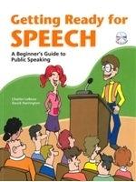 二手書博民逛書店《Getting Ready for Speech: a beginner's guide to public speaking》 R2Y ISBN:9789861472072