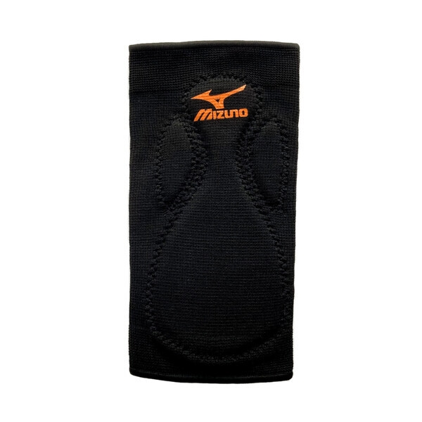 Mizuno Slider Kneepad [1DTLG60100-95] 護膝 運動 跑步 打球 保護膝蓋 腳脛 黑橘