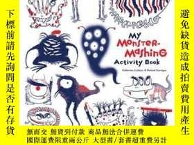 二手書博民逛書店My罕見Monster-Mashing Activity BookY410016 Catherine Lebl
