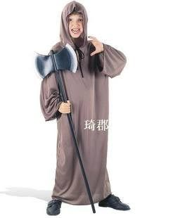 135cm兒童魔鬼長袍