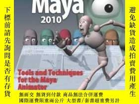 二手書博民逛書店How罕見To Cheat In Maya 2010Y364682 Eric Luhta Focal Pres