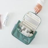 化妝包 大容量化妝包旅行小號洗漱包女男士出差旅游戶外用品旅行收納袋 【免運】