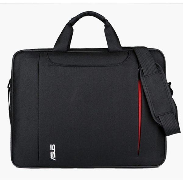 筆電包華碩聯想電腦包筆記本14寸15寸商務防震男女15.6英寸側背手提星河