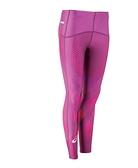 [陽光樂活]ASICS亞瑟士(女)RUNNING 慢跑系列 服飾 下著 MMS女緊身長褲 XA3626-0261