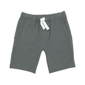 Carter s卡特 純棉鬆緊腰居家短褲 深灰 | 男寶寶褲子(嬰幼兒/小孩/baby)