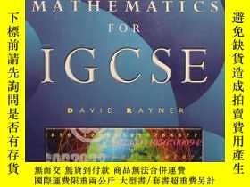 二手書博民逛書店Extended罕見Mathematics For Igcse