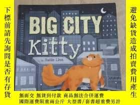 二手書博民逛書店BIG罕見CITY KittyY283241 LINN, SUSIE THE BOOK