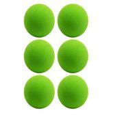 高爾夫球 高爾夫球 彩色EVA球室內海綿軟球泡沫球GOLF練習球兒童玩具球 城市科技DF
