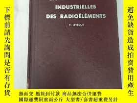 二手書博民逛書店les罕見applications industrielles