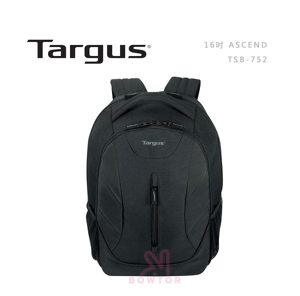 """光華商場。包你個頭【Targus】 泰格斯 16"""" TSB752 Ascend後背包 輕量 背部減壓氣墊 原廠正品"""