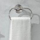 日本ASVEL不鏽鋼吸盤毛巾環 / 浴室...