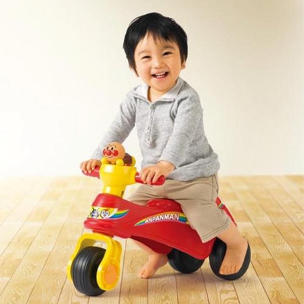 【震撼精品百貨】麵包超人_Anpanman~ 三輪車滑步玩具