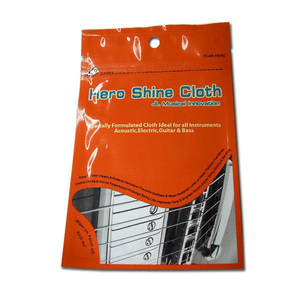 小叮噹的店- SQ-01 美國 Hero Shine Cloth 英雄布 .金屬部件 清潔、亮光布