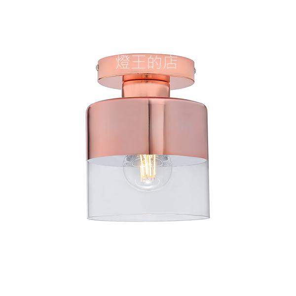 燈飾燈具【燈王的店】設計師新款 吸頂燈1燈 走道燈 玄關燈 客廳燈 C59-04