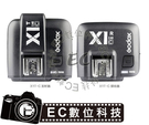 【EC數位】神牛 GODOX X1T-C + X1R-C TX TTL引閃器 觸發器  for Canon 套裝組