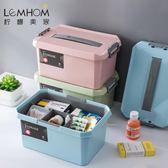 可愛小型家用醫藥箱迷你家庭醫要小號寶寶嬰兒童箱子藥品收納盒 萬聖節禮物