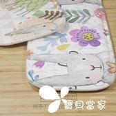 滑鼠墊 卡通海綿手肘墊鍵盤胳膊手托電腦辦公護肘墊護腕托鼠標墊趴睡墊子