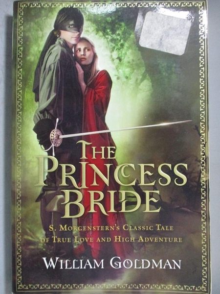 【書寶二手書T9/原文小說_NOR】The Princess Bride_Goldman, William