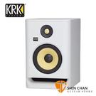 KRK Rokit RP7G4 主動式監聽喇叭 7吋錄音室專用(白色/單一顆)台灣公司貨保固
