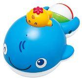 樂雅 鯨魚洗澡玩具