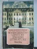 【書寶二手書T7/原文小說_MGS】Seventeenth-Century English Liter Ature