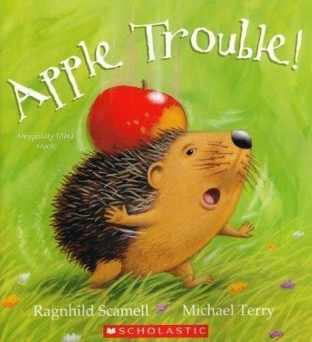 APPLE TROUBLE / 英文繪本《主題:幽默.分享》