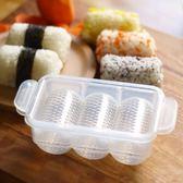 爆款 韓國圓柱形壽司飯糰小工具 一口飯團模具 便當工具