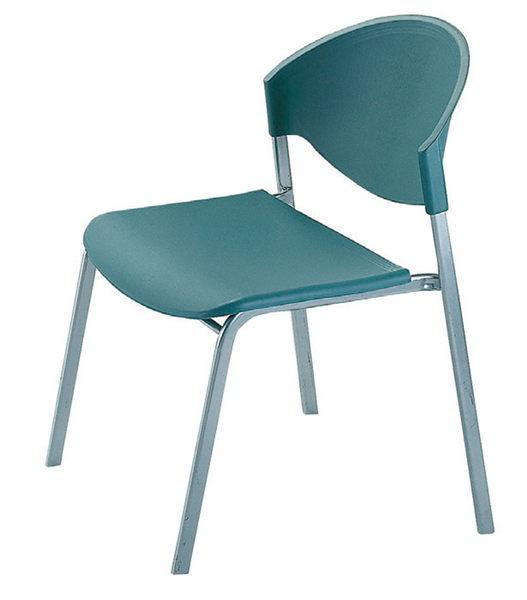 【 IS空間美學】綠色巧思椅