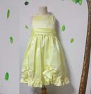 【Lovin` Sweetii】氣質小公主童洋裝~2Y-清黃色限量款