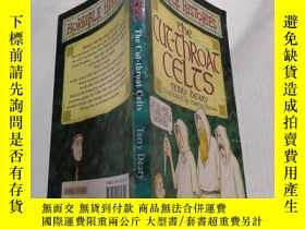 二手書博民逛書店The罕見cut throat celts:刻薄的凱爾特人Y200392