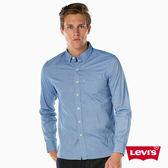 牛仔襯衫 男裝 / 休閒版型 / 單口袋 / 簡約素面- Levis