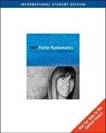 二手書博民逛書店《Finite Mathematics for the Managerial, Life, and Social Sciences, 8e》 R2Y ISBN:0495015105