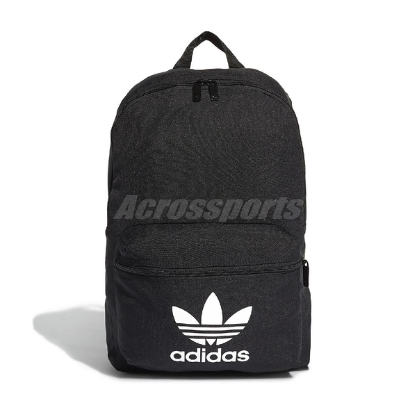 adidas 後背包 AC CLASS BP 黑 白 男女款 運動休閒 【PUMP306】 ED8667