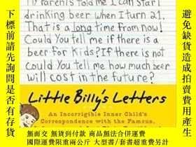 二手書博民逛書店Little罕見Billy s LettersY364682 Bill Geerhart William Mo