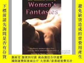 二手書博民逛書店The罕見Mammoth Book of Women s Fan
