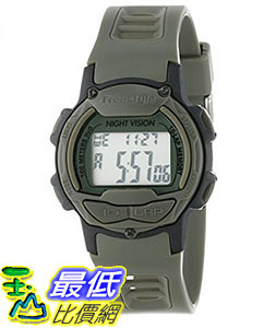 [106美國直購] Freestyle 手錶 Men s FS84995 B005JRAKNG Predator Round Running Digital Top Buttons Watch