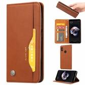 華為 nova 3i 皮質外卡夾手機套 磁扣翻蓋 可立式手機皮套 全包防摔手機殼 皮夾式手機保護殼 nova3i