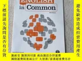 二手書博民逛書店English罕見in Common 1 WorkbookY21