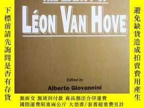二手書博民逛書店THE罕見LEGACY OF LÉON VAN HOVE(外文原