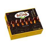 Meiji 明治 香菇造型餅乾 嚴選巧克力口味(64g)【小三美日】團購/零食