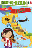 Ready to Read :LIVING IN ITALY /L2《英文讀本.世界文化.認識城市.義大利》
