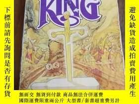 二手書博民逛書店The罕見Once and Future KingY12800
