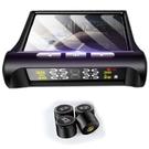 【免運+3期零利率】全新 TP-Q5 外部太陽能胎壓胎溫偵測器 發動開機/安裝簡單/降低油耗/防爆胎