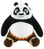 【卡漫城】 功夫 熊貓 玩偶 30CM ㊣版 Kung Fu Panda 絨毛 娃娃 布偶 擺飾 佈置 阿波 神龍大俠