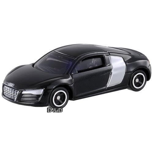 【 TOMICA火柴盒小汽車 】TM006 奧迪 R8 ╭★ JOYBUS玩具百貨
